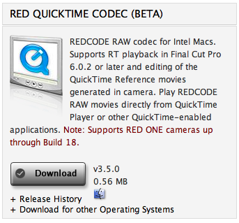 red-qt-codec
